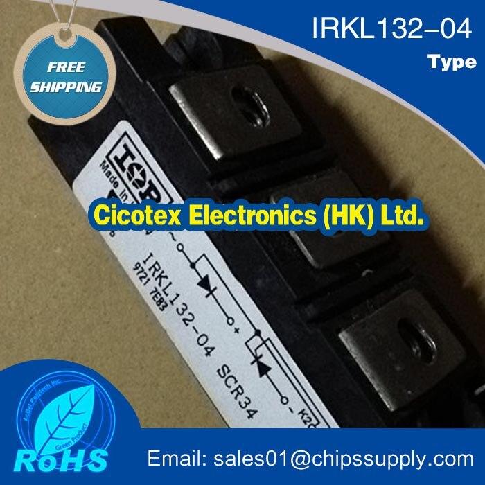 Module de IRKL132-04 IGBT IRKL 132-04 THYRISTOR/DIODE et THYRISTOR/THYRISTOR IRKL13204