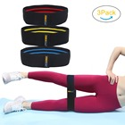 ProCircle Hip Resistance Bands Set of 3 Hip Circle Band For Booty Building/Warm-Up/Hip Workout/Activating Glutes