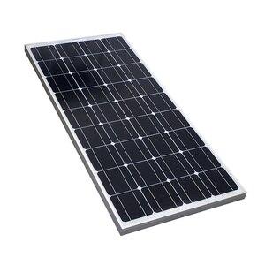 100 Вт 18 вольт черный Солнечный панельный модуль/система/дом/лодка 100 ватт Панели Солнечное зарядное устройство