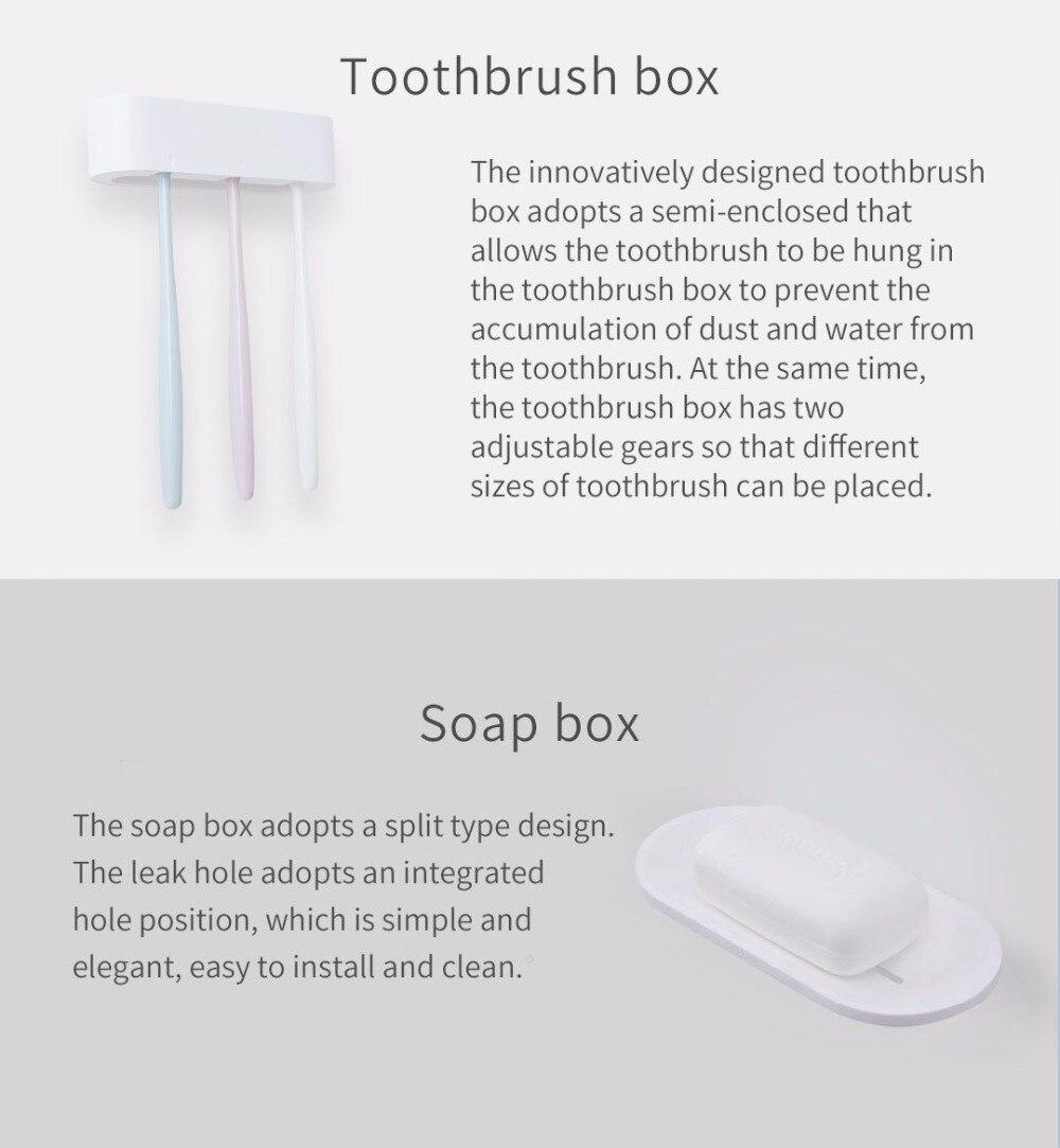 Xiaomi HL 5in1 Bathroom Accessories 11