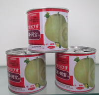 1 Original Canned Packing Very Very Sweet muskmelon Japan Small Canned Cantaloupe Seeds 17% sugar content