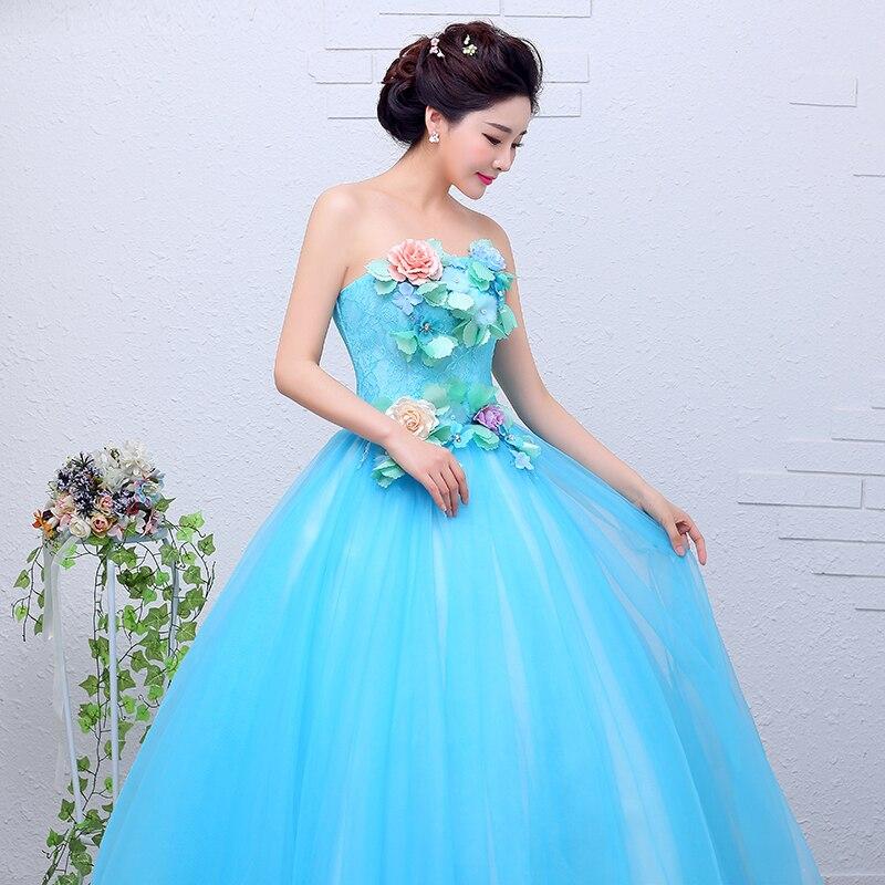 Großzügig Blaue Schärpe Für Hochzeitskleid Fotos - Brautkleider ...