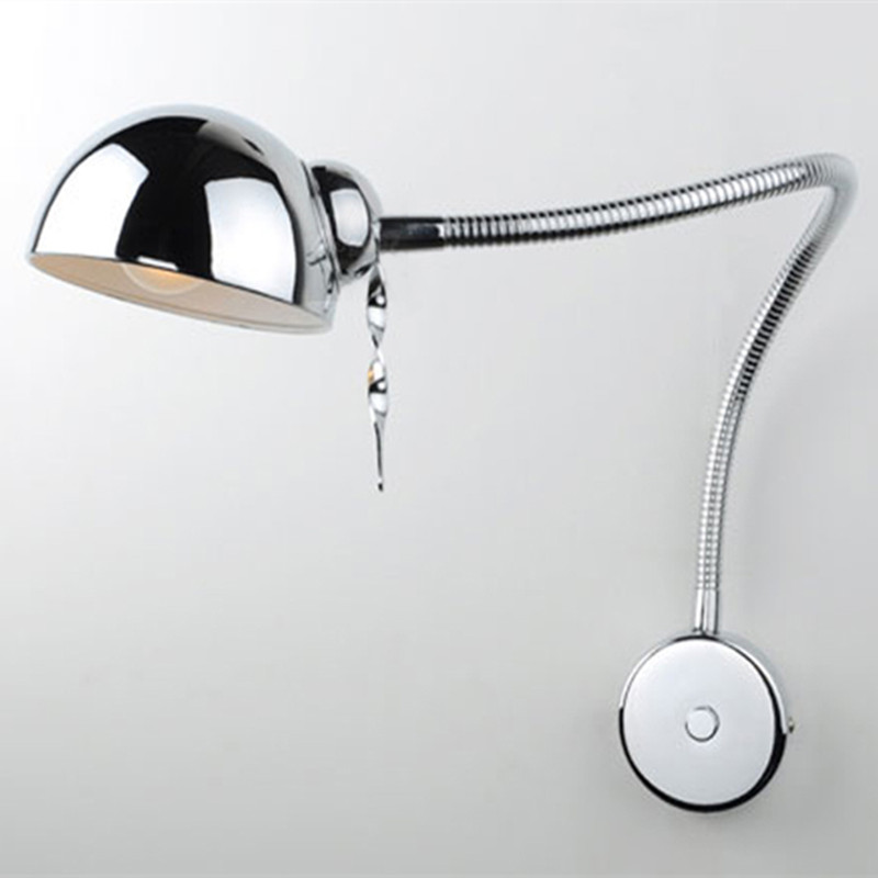 Wall Lamps With Switch : Led wall sconce mirror lighting bath room lamps modern wall lights extending wall lamp modern ...