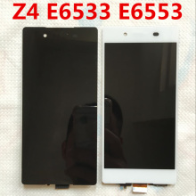 ORIGINAL 5.2 IPS For SONY Xperia Z4 LCD Touch Screen Display Replacement E6533 E6553 Z3+