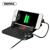 Remax Car Phone Holder With USB Cable Free Freight