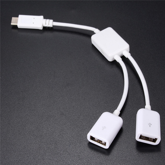 Durable Universal Usb 3 1 Type C Male To Female Dual 2