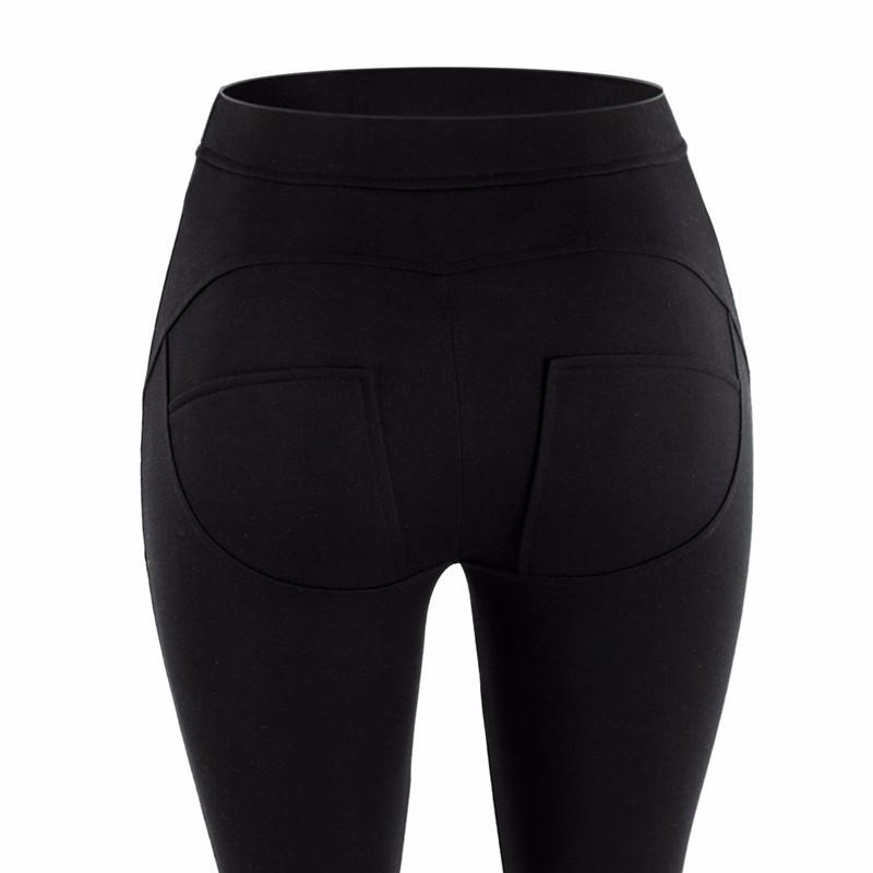 women push up hip leggings pants pants -10