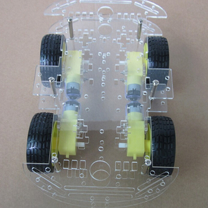 Free shipping 4WD Smart Robot