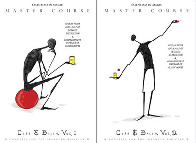 2015 Master Course Cups and Balls por Daryl- magic