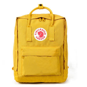 Original Fjallraven Sports Bag,Outdoor Mountaineering Bag Military Tactical Climbing Mountaineering Backpack Yellow Color
