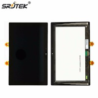 For Microsoft Surface RT RT1 RT 1 New Full Digitizer Touch Screen Glass Panel Lens LCD