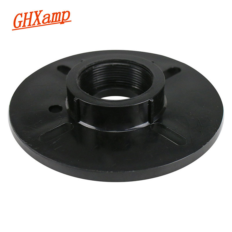 GHXAMP Tweeter Terble Speaker Horn Stage Speaker ABS Horn Interface 34 44 51 Core Screw Mouth Horn Adapter Plate 1pc horn