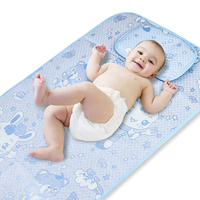 Dropshipping Crib Mat Baby Nappy Changing Pad Ecologic Diaper Changing Sheet Infant Mat Cover Baby Waterproof Bed Mattress|Mattresses|   -