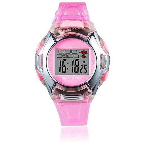 Fashion Kids Unisex Multifunction Waterproof Sport Electronic Digital Wrist Watch Dropshipping