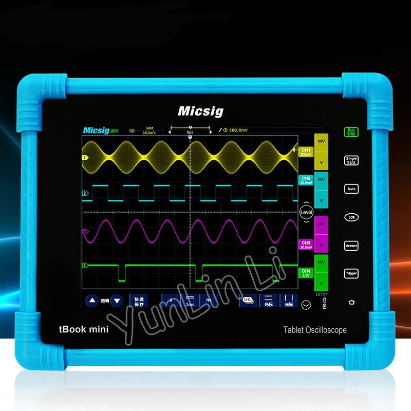 Полоса пропускания цифрового осциллографа: 100 МГц, каналы: 2, Частота дискретизации: 1 GS/S TO1102 100 M + 2CH