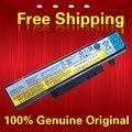 Бесплатная shippingL08S6D13 Оригинальный Аккумулятор Для ноутбука Lenovo 55Y2054 Y450 Y550 Для IdeaPad Y550P 3241