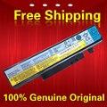 Free shippingL08S6D13 Original laptop Battery For Lenovo 55Y2054 Y450 Y550 For IdeaPad Y550P 3241