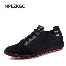 2017 NPEZKGC Men Shoe Canvas Spring/Summer/Autumn New Mens Fashion Mesh Casual Breathable Shoes Man Lace-up Sapatos Zapatillas