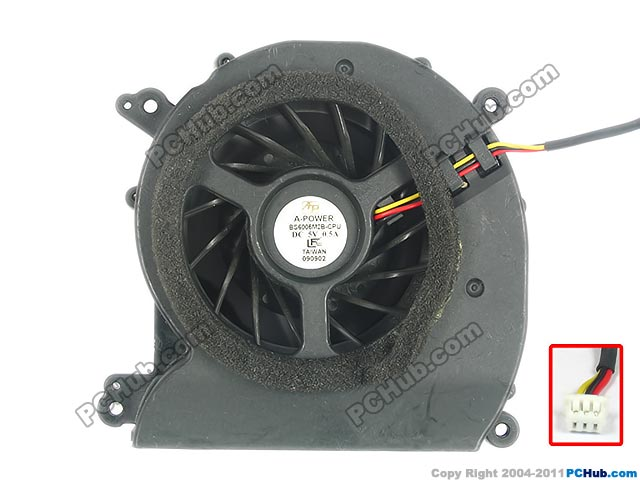 ADDA BS6005M2B-CPU DC 5V 0.5A   Server Blower fan cтеппер bs 803 bla b ez