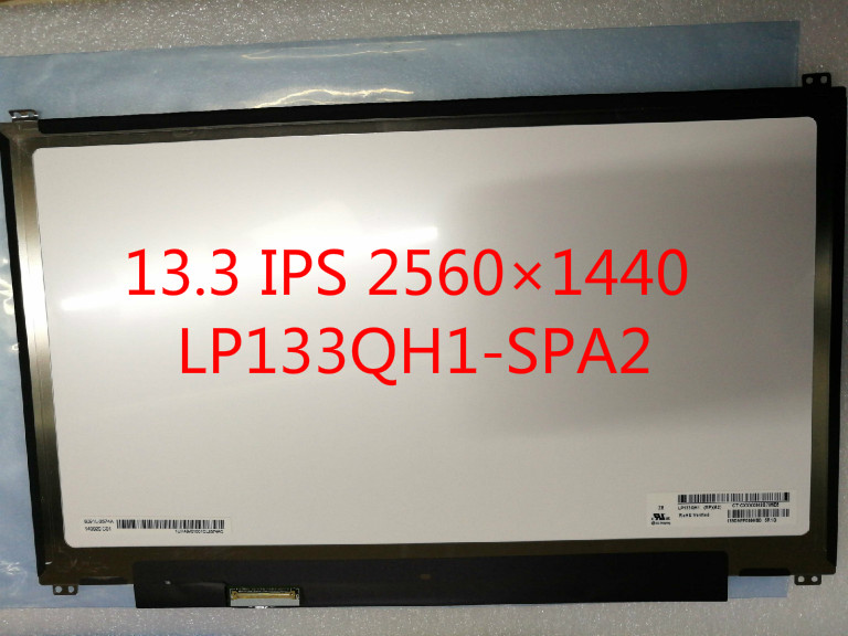 LP133QH1-SPA2 LP133QH1 SPA2 LP133QH1 (SP)(A2) LED Display Matrix for Laptop 13.3 eDP 2560X1440 Quad-HD IPS Screen For LG matrix 15 6 lcd led ips screen 1366x768 hd 30pin lp156wha sla2 lp156wha spa2 lp156wha sl a2 laptop display matrix