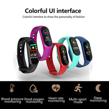 Smart Watch Bracelet Color Screen Smart Band M3S Waterproof Fitness Tracker Blood Pressure Heart Rate Monitor Smartband For IOS m3s color screen ip67 smart bracelet blood pressure heart rate monitor fitness tracker smart wrist band for android ios phone