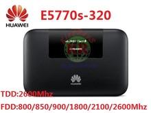 unlocked huawei e5770 router 4g rj45 4g wifi router ethernet lte router rj45 power bank 5200mah Mobile WiFi Pro PK E5771 E5885