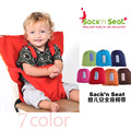 Baby dinning seat Portable Child Safe feeding Seats Kid Safety eating chair Portable auxiliary Chair Harness Baby chair belt