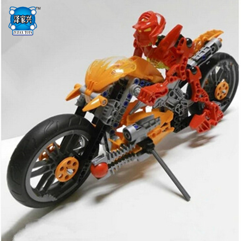 New DIY Model Blocks Star Space War Heroes Flame Motorcycle Factory Soldiers Robots Furno BIke Building Block Sets Lepins Toy robots in space – technology evolution and interplanetary travel