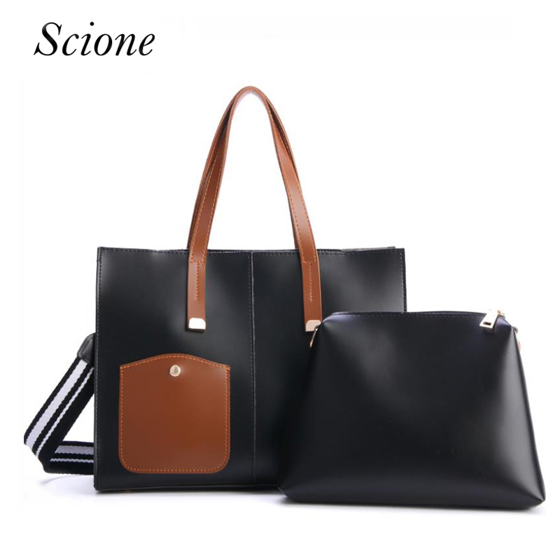d7a4c4c9e16 simple fashion women handbag genuine leather shopping bag larger crossbody bags  female casual shoulder bag tote