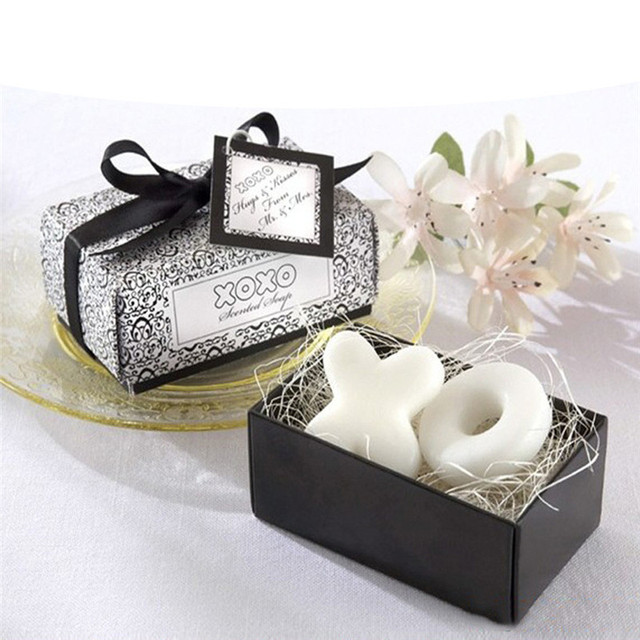 Essential Oil Handmade Xo Design Bath Soap Oil Soap Wedding