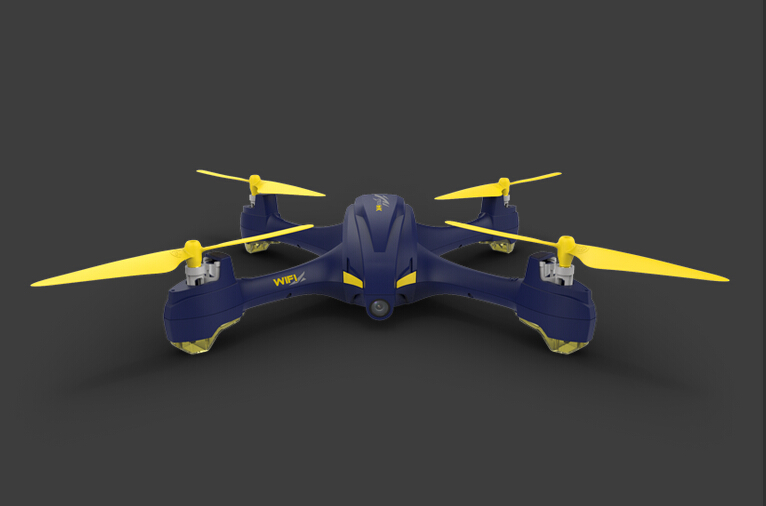 Hubsan H507A X4 Star Pro 720P Camera Wifi FPV Racing Drone Follow Me Mode Way Point GPS One-Key Return Selfie 4-axis Aircraft british museum around the world colouring book