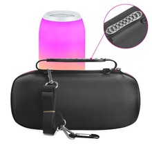 Купить с кэшбэком 2018 Newest Nylon+PU Carry Protective Speaker Box Pouch Cover Bag Case For JBL Pulse 3 Pulse3 Wireless Bluetooth Speaker Bags