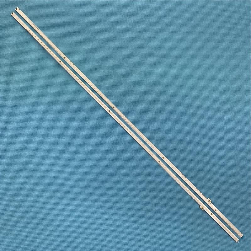 2 PCS 715mm LED Backlight Strip 72 Lamp For JL.E650J4716-031FL/R-R7N-M 11BB58 D181206 031 Tv Parts