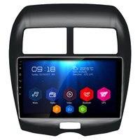 10,1 ips Android 8,1 Octa Core 2 Гб оперативная память 32 Встроенная RDS DVD мультимедиа плеер радио для Мицубиси ASX RVR Outlander Sport
