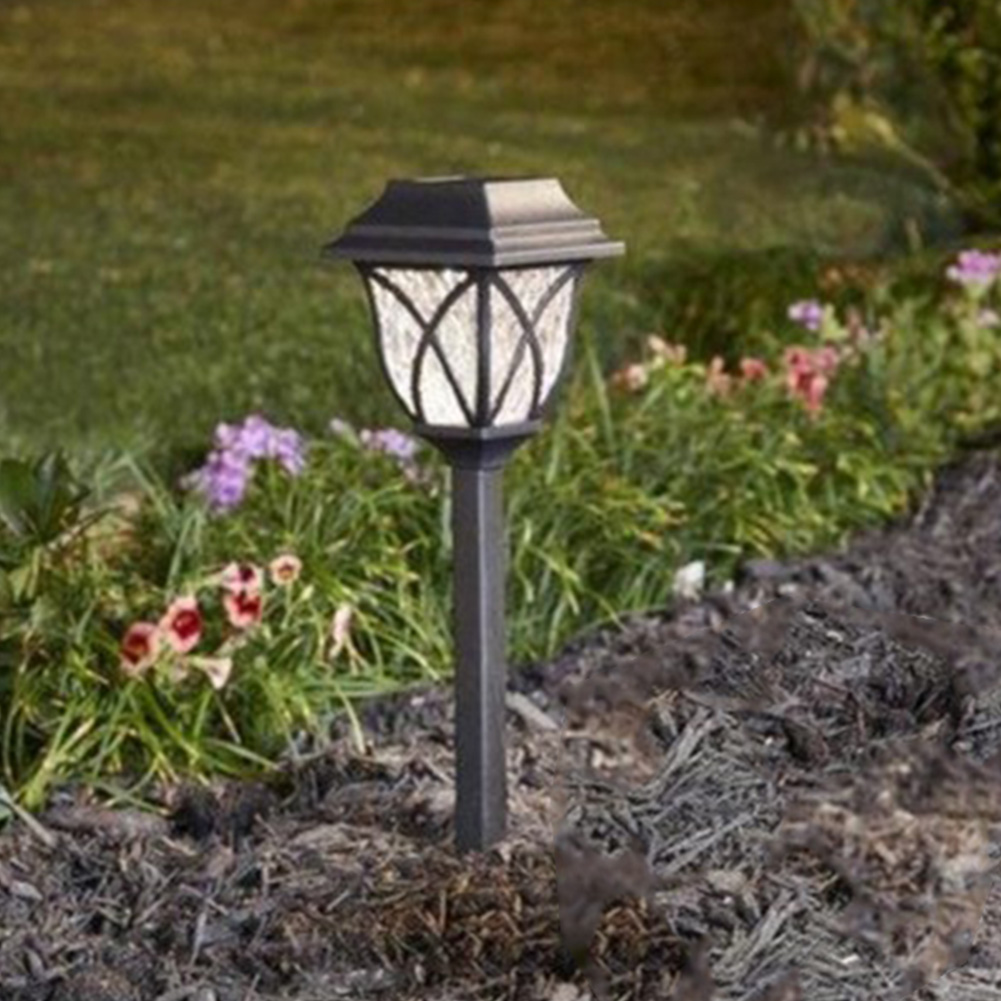 Image 5 - 6 Pcs Lawn Lamp Pathway Decoration Solar Powered Outdoor Durable Garden Energy Saving Waterproof Yard LED Bulb Landscape Light-in LED Lawn Lamps from Lights & Lighting