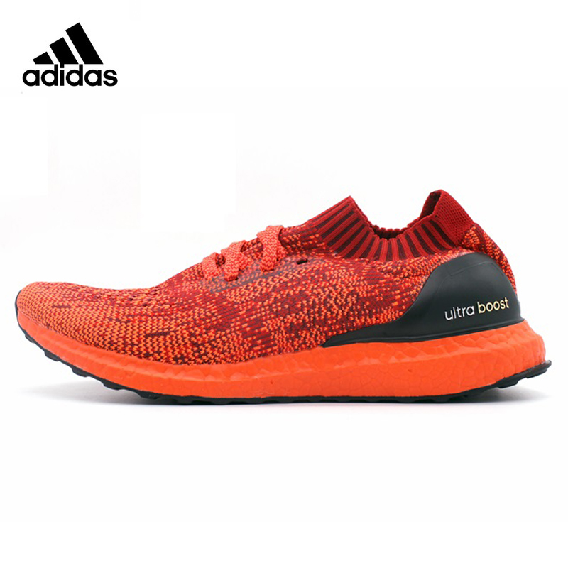 Adidas Ultra Boost Uncaged Men's Running Shoes ,Original Sports Outdoor Sneakers Shoes,Red ,Damping Packaged Light BB4678 adidas new arrival authentic ultra boost uncaged haven breathable men s running shoes sports sneakers by2638