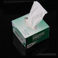280 pçs/caixa Kimwipes marca de papel papel de limpeza de fibra de limpeza de fibra Óptica Kimwipes limpar ferramentas De FTTH