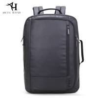 ARCTIC HUNTER Business Men Backpack Computer Bag Handbag Nylon Waterproof Laptop Backpack Causual Men Travel Bag