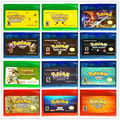 Nintendo GBA Game Pokemon First Compilation Video Game Cartridge Console Card English Version