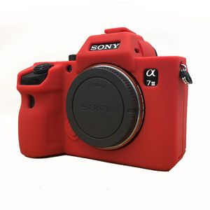 Image 4 - Silicone Armor Skin Camera Case Body Cover Protector for Sony Alpha A7 II A7R II A7S II A7 III A7R III IV A7M2 A7M3 A7RM3 A7RM4