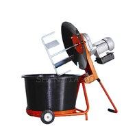 HM 80 В в 1 шт. Электрический цементный смеситель промышленный песок 230 ash краски электрические инструменты для украшения здания