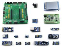 цена на Open407V-D Package B # STM32F4DISCOVERY STM32F407VGT6 STM32F407 STM32 ARM Cortex-M4 Development Board +15 Modules Kit