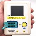 Frete grátis, LCR-T5 gráfica multi-função testador capacitor + indutância + resistor + SCR + diodo transistor + mos