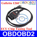 OBDII Galletto 1260 ECU Remap Flasher Tool EOBD2 Adapter Galletto 1260 ECU Chip Tuning OBDII Car Diagnosis Interface Tool