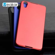 Matte Plastik Coque Cover 5.2For BlackBerry Dtek 50 Case untuk BlackBerry Dtek 50 Telepon Kembali Coque Cover Case(China)