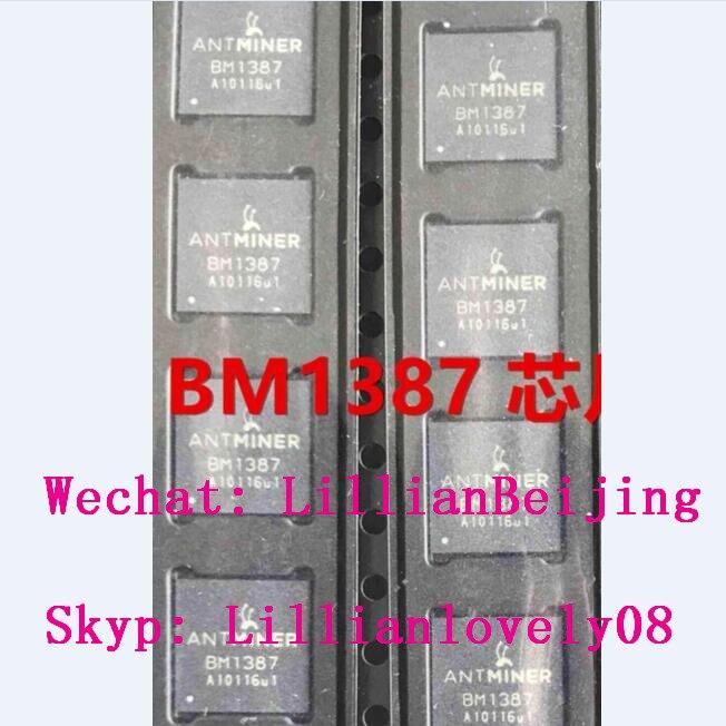 HOT SALE] 20pcs/lot BM1387 BM1387B QFN32 Bitcoin Miner S9 T9