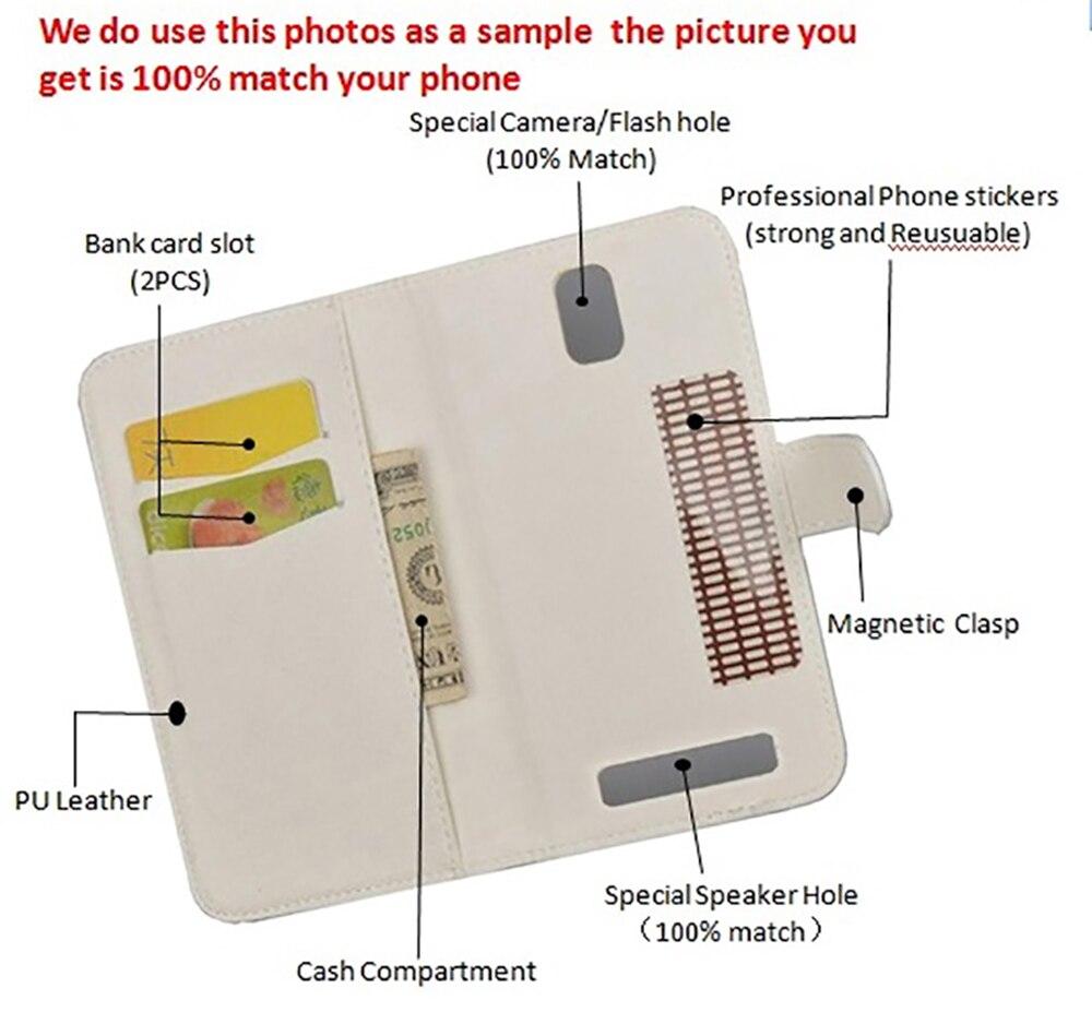 Yooyour-fodral för Archos 55 Helium Plus 55 Platinum 50 50c Platinum - Reservdelar och tillbehör för mobiltelefoner - Foto 6