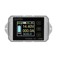 Digital Bi directional Multifunctional Ammeter Voltmeter Wireless DC 100V,100A,200A/100V 300A/400V Voltage Current Power Meter