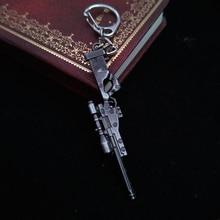 Mini Replica Gun Keyrings