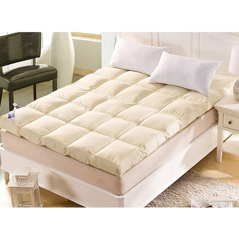 Mattress Durable Comfort Bed Pad Sleeping Elastic Filled Mat Bedroom Furniture Tatami Pad Home Hotel Bedding Accessory natural latex mattress comfort revolution hydraluxe gel memory foam mattress
